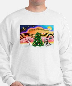 XmasMusic2/PBGV #5 Sweatshirt