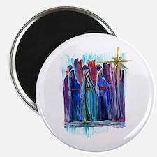 Los Tres Reyes Magos Magnet