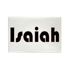Isaiah Rectangle Magnet