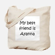 Unique Ayanna Tote Bag
