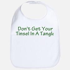 Tinsel In A Tangle Bib