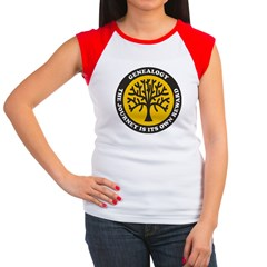 Journey Is Reward Women's Cap Sleeve T-Shirt