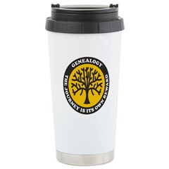 Journey Is Reward Travel Mug