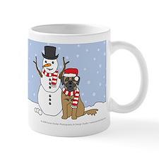 Leonberger Winter Mug