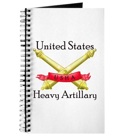 United States Heavy Artillery Journal