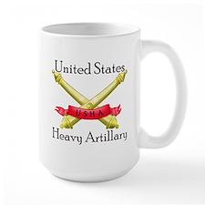 United States Heavy Artillery Mug