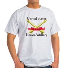 United States Heavy Artillery T-Shirt