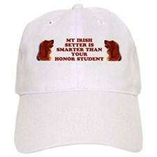 Irish Setter Honor Baseball Cap