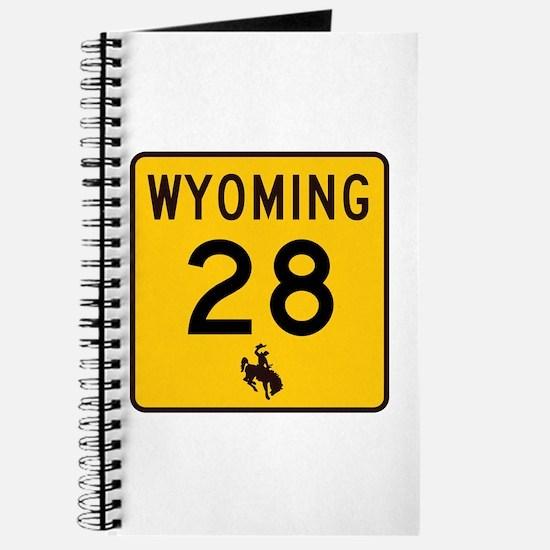 Highway 28, Wyoming Journal