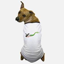 Diving Mermaid Dog T-Shirt