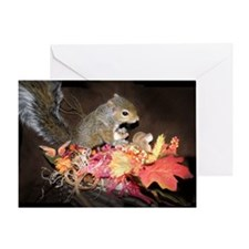 Thanksgiving Greeting Card