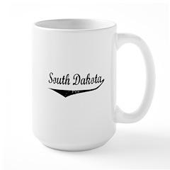 South Dakota Large Mug