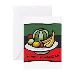 Happy Kwanzaa Greeting Card