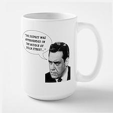 What the...? Large Mug