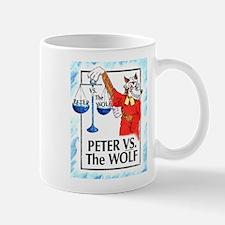 Peter VS the Wolf Mug