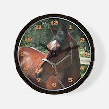 Quarter Horse Clock