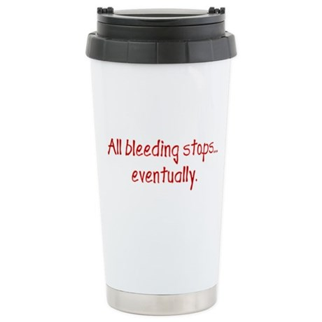 EMT, Doctor, Nurse Stainless Steel Travel Mug