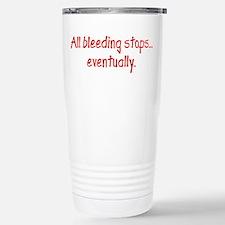 EMT, Doctor, Nurse Stainless Steel Travel Mug