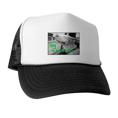Dog is My Co-Pilot - Trucker Hat