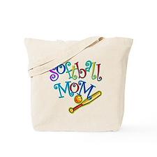 Softball Mom II Tote Bag