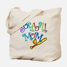 Softball Mom II Tote Bag