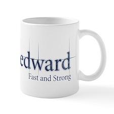 Edward Fast and Strong Mug