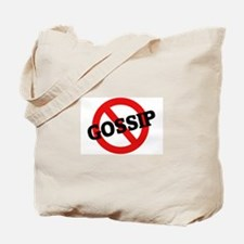 Anti Gossip Tote Bag