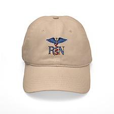 RN Caduceus Baseball Cap