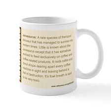 Javasaurus Mug