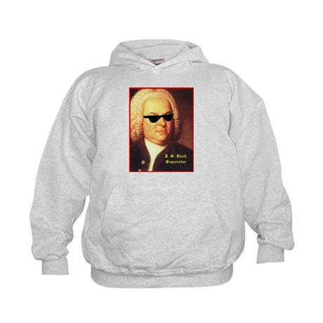 JS Bach, Superstar Kids Hoodie