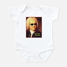 JS Bach, Superstar Infant Bodysuit