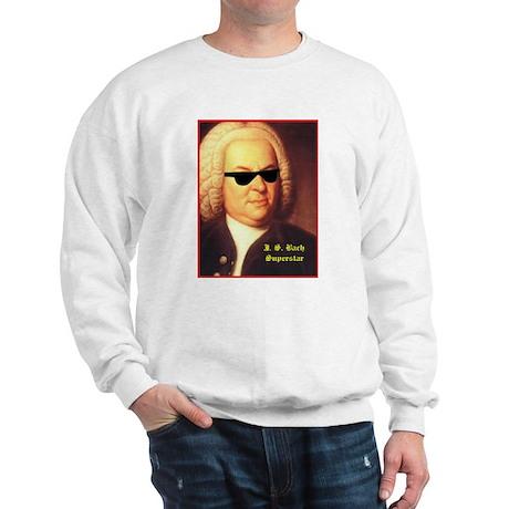 JS Bach, Superstar Sweatshirt