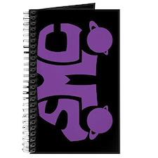 Purple SMC Van Logo Journal