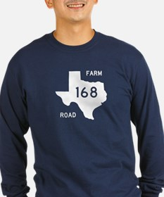 Farm-to-Market Road 168. Texas T