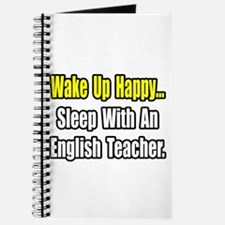 """Sleep With English Teacher"" Journal"