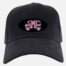 Pink SMC Van Logo Baseball Hat