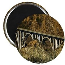Big Sur Bridge 2 Magnet