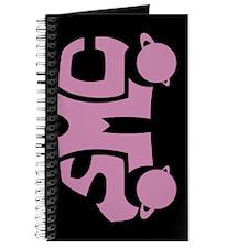 Pink SMC Van Logo Journal