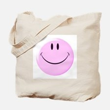 Smiley Face Tote Bag