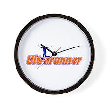 Ultrarunner Wall Clock