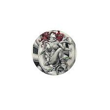 Cute Cordell Mini Button