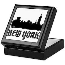 New York City Keepsake Box