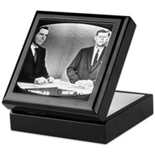 Nixon Vs Kennedy Debate Keepsake Box