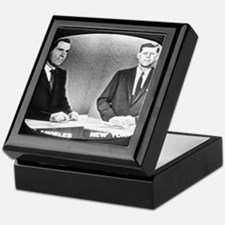 Nixon Vs Kennedy Debate Keepsake Box