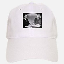 Nixon Vs Kennedy Debate Baseball Baseball Cap