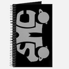 Grey SMC Van Logo Journal