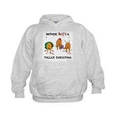 Nothin Butt A Toller Xmas Hoodie