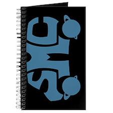 Blue SMC Van Logo Journal
