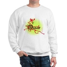 Reindeer Dancer Sweatshirt