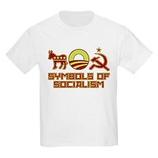 Symbols of Socialism T-Shirt